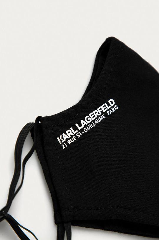 Karl Lagerfeld - Ochranné rúško na viacnásobné použitie