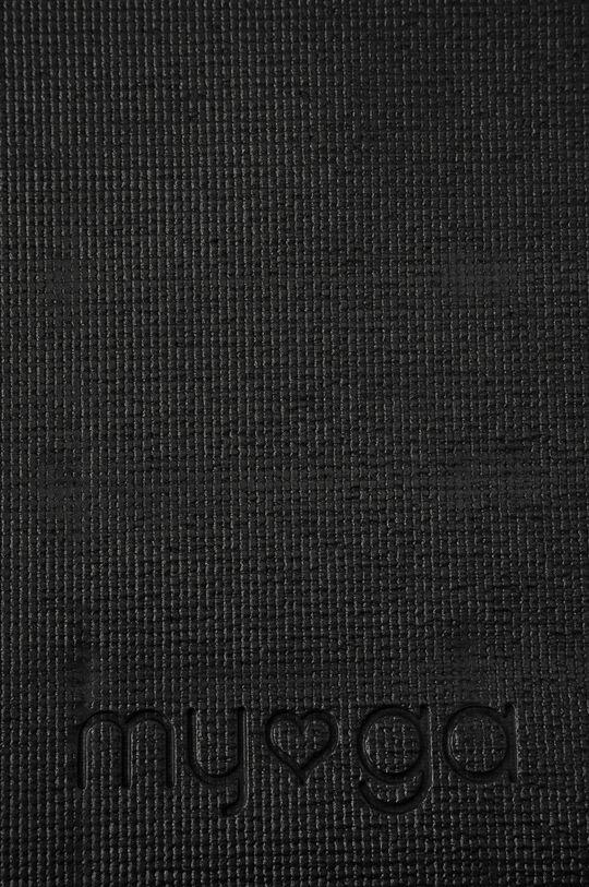 Myga - Mata do jogi czarny