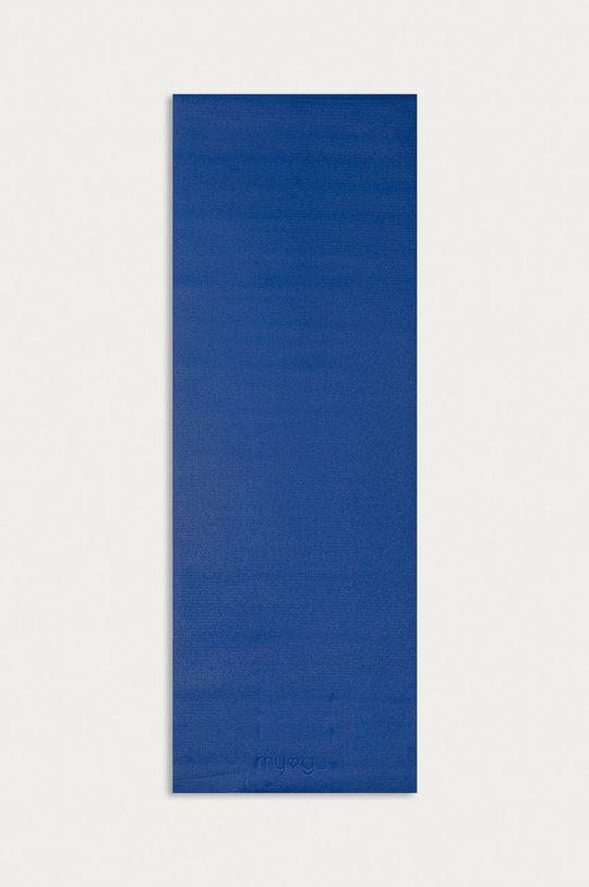 niebieski Myga - Mata do jogi Unisex