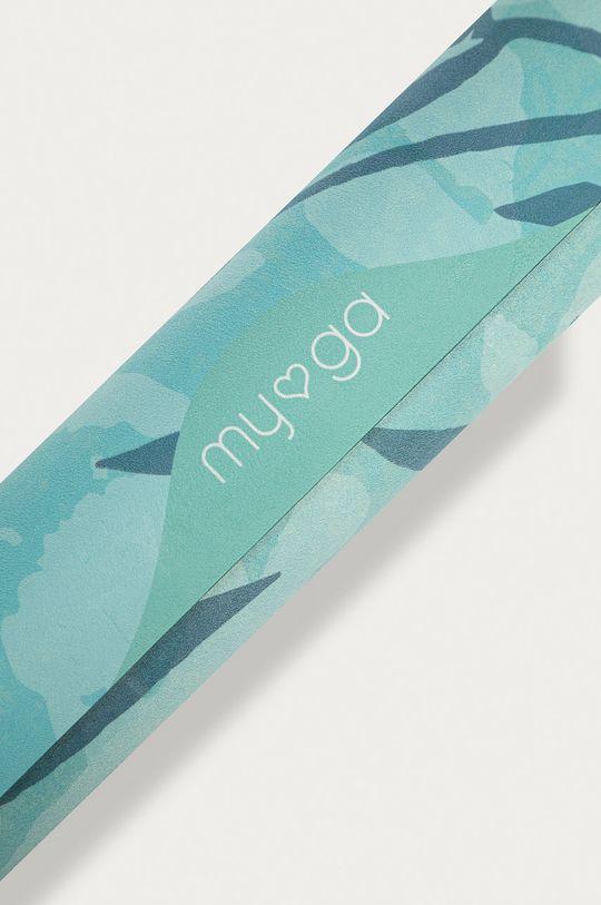 Myga - Mata do jogi PEACEMAKER jasny turkusowy