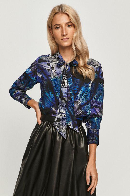 albastru Desigual - Bluza De femei
