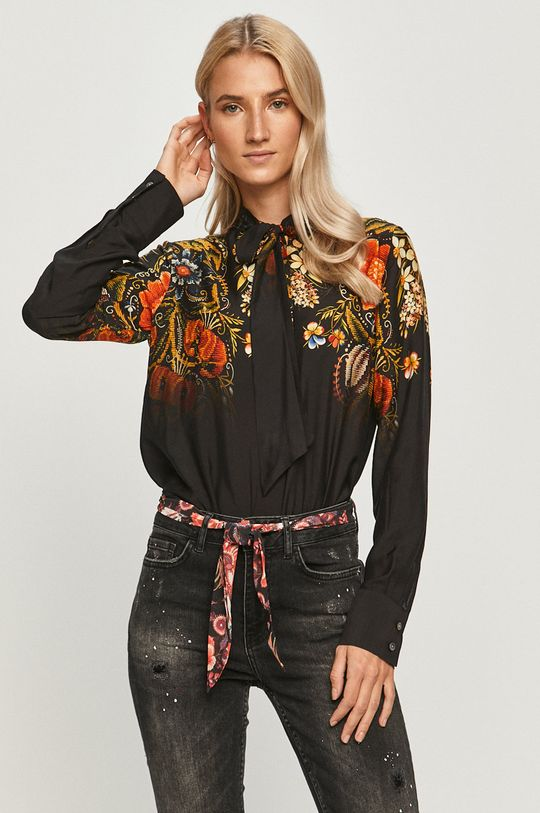 negru Desigual - Bluza De femei