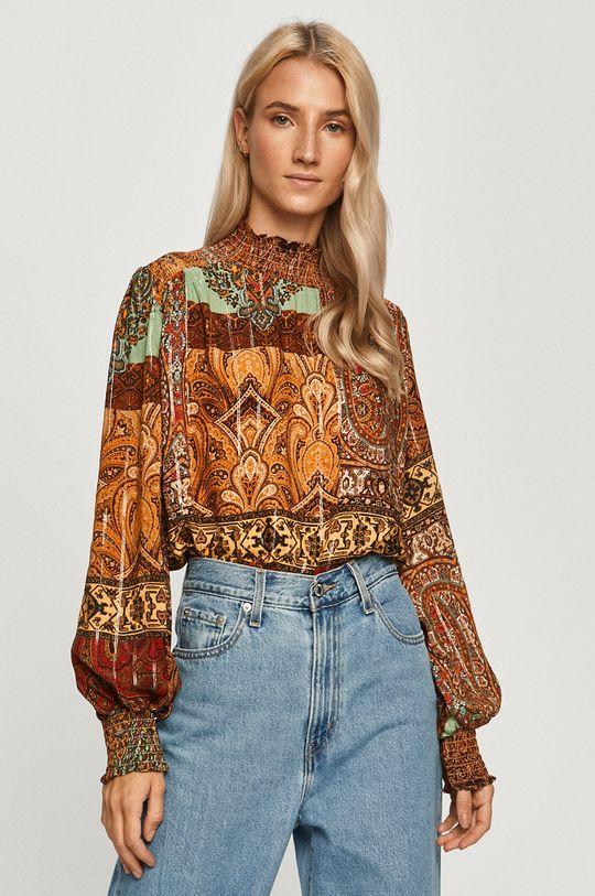 multicolor Desigual - Bluza De femei