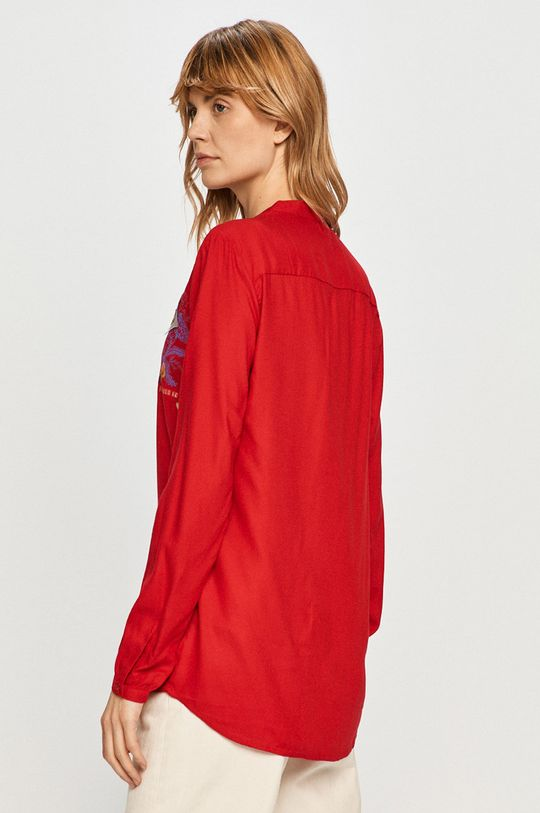 Desigual - Koszula 100 % Wiskoza
