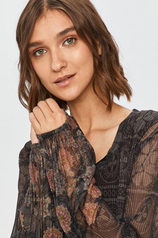 negru Desigual - Bluza