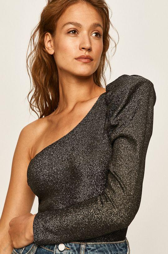 argintiu Guess Jeans - Bluza De femei