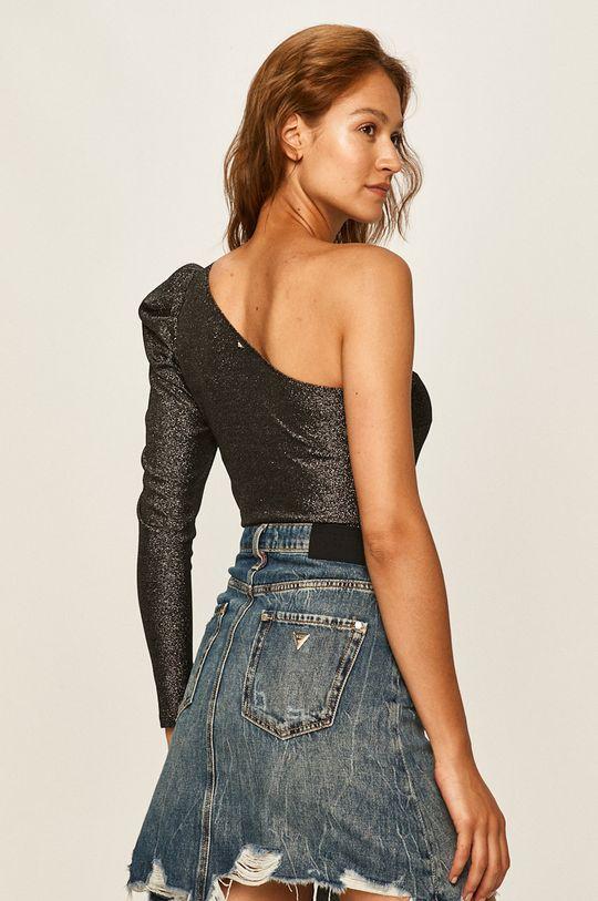 Guess Jeans - Bluza  86% Poliamida, 6% Spandex, 8% Fibra metalica