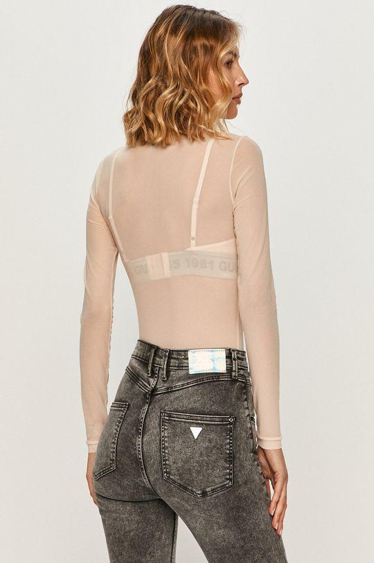 Guess Jeans - Longsleeve 93 % Nylon, 7 % Spandex