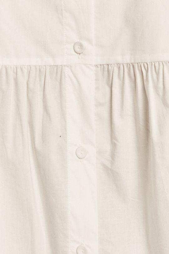 Tommy Hilfiger - Bluza de bumbac pentru copii alb