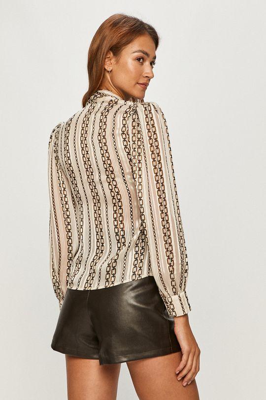Morgan - Košile  98% Polyester, 2% Kovové vlákno