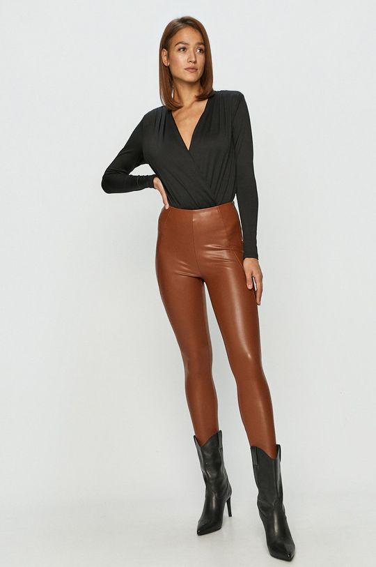 Vero Moda - Bluzka czarny