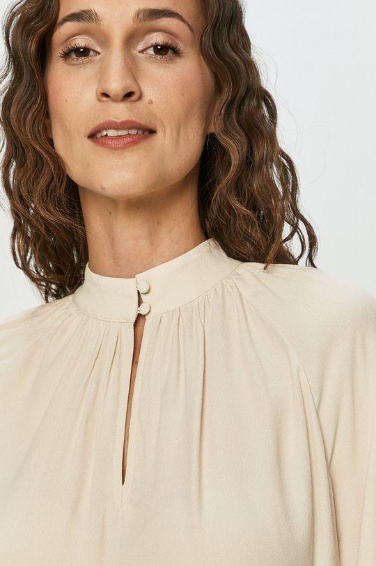 kremowy Vero Moda - Bluzka