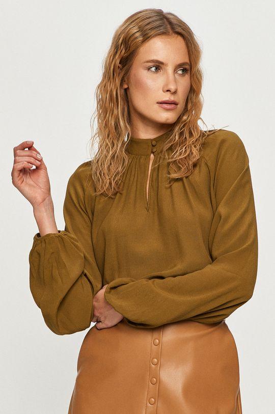 jasny oliwkowy Vero Moda - Bluzka Damski