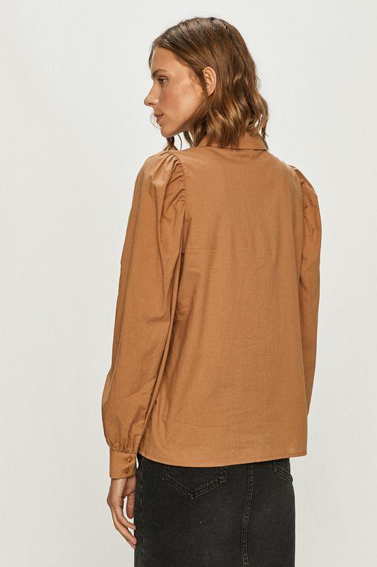 Vero Moda - Koszula bawełniana 100 % Bawełna organiczna