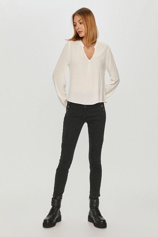 Only - Bluzka biały