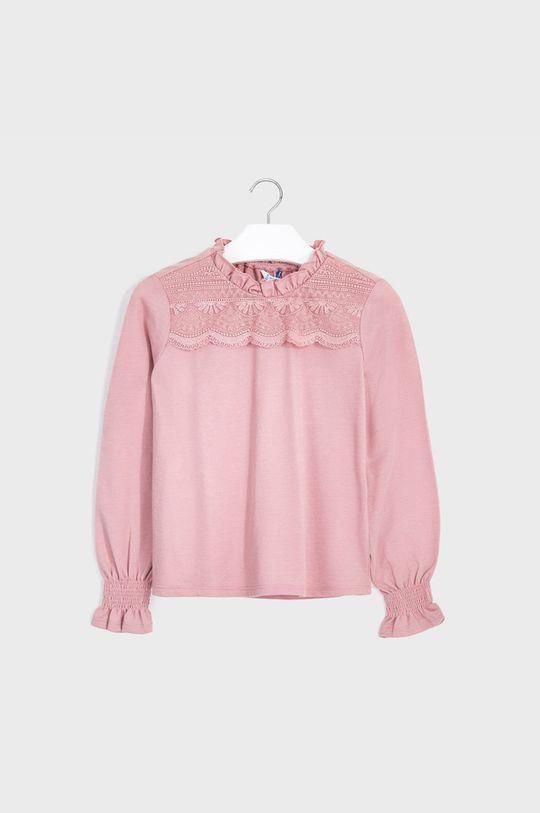 Mayoral - Bluza copii 128-167 cm roz