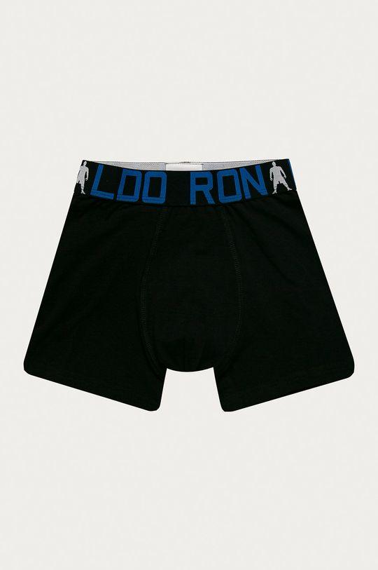 CR7 Cristiano Ronaldo - Dětské boxerky (5-pack) Chlapecký