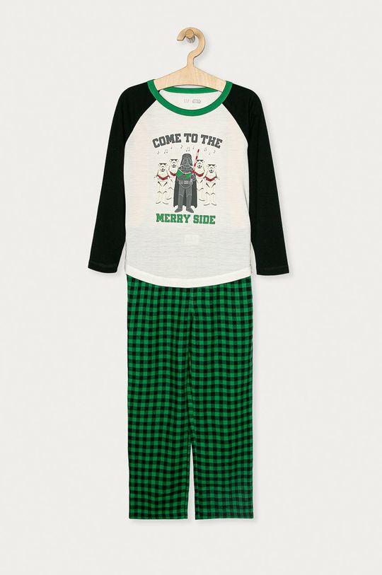 zelená GAP - Dětské pyžamo x Star Wars 104-164 cm Chlapecký