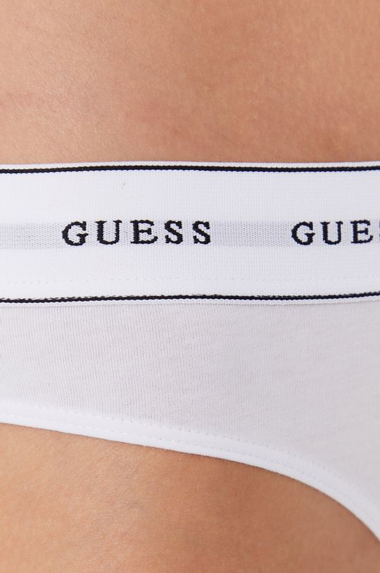 biały Guess Jeans - Figi