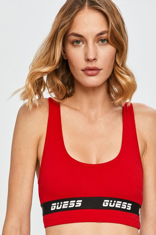 rosu Guess Jeans - Sutien sport De femei