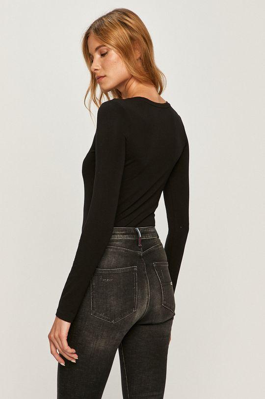 Guess Jeans - Longsleeve 95 % Bawełna, 5 % Elastan