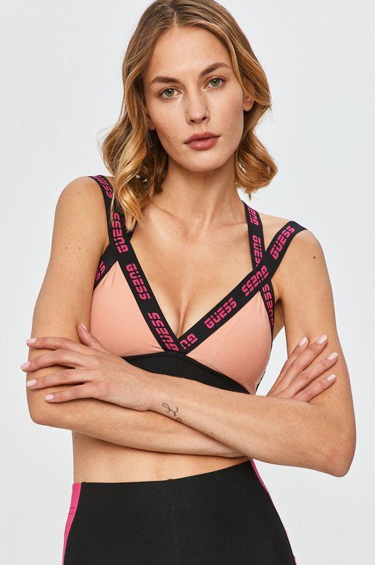 roz violet Guess Jeans - Sutien sport