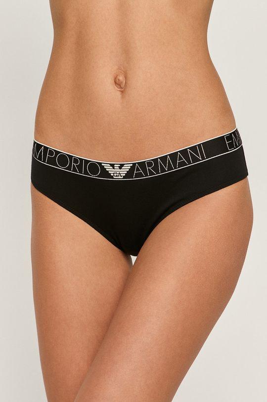 Emporio Armani - Figi (2-pack) czarny