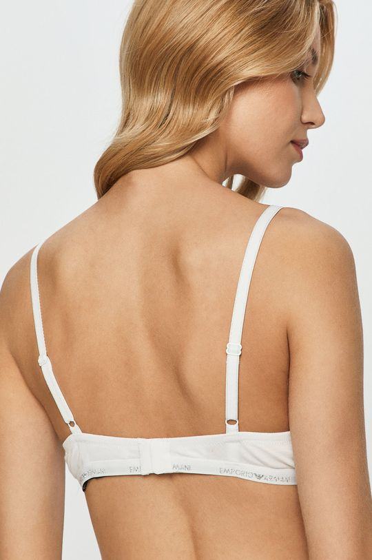 Emporio Armani - Podprsenka bílá