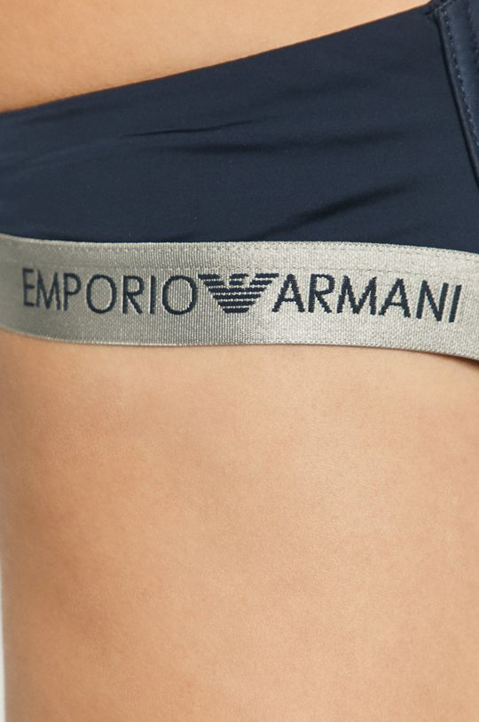 Emporio Armani - Biustonosz Materiał 1: 100 % Poliester, Materiał 2: 16 % Elastan, 84 % Poliamid