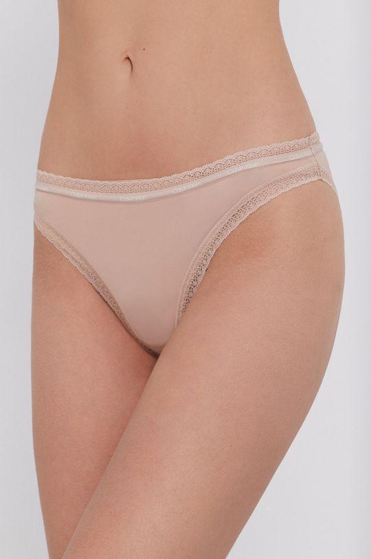 Calvin Klein Underwear - Kalhotky (3-pack)  15% Elastan, 85% Nylon