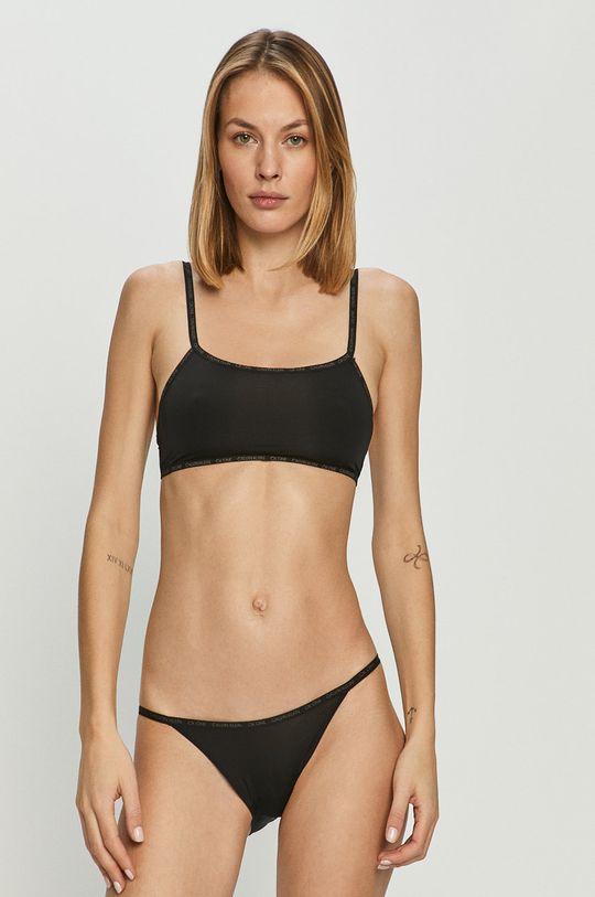 Calvin Klein Underwear - Tanga (2-pack)  18% Elastan, 82% Nylon