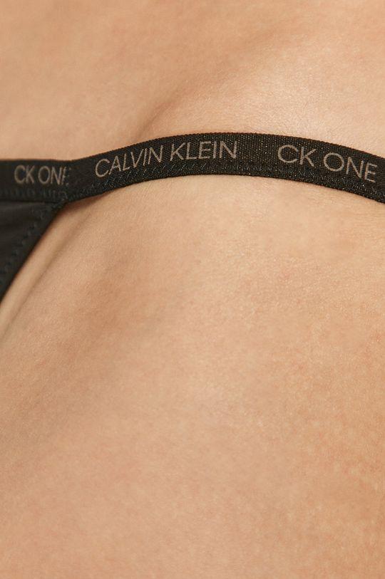 Calvin Klein Underwear - Tanga (2-pack)  18% Elastan, 82% Nailon