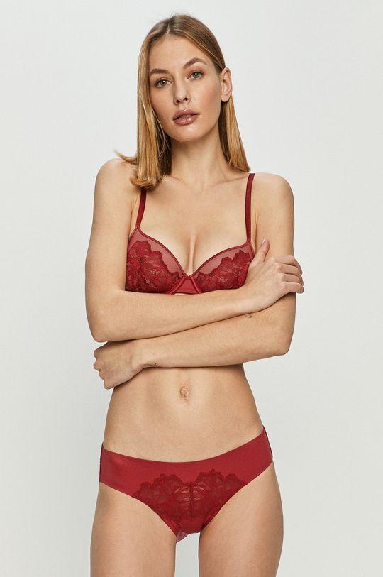 Calvin Klein Underwear - Podprsenka  37% Elastan, 63% Nylón