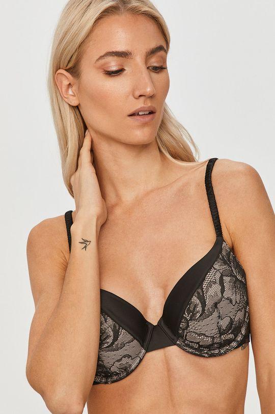 Calvin Klein Underwear - Podprsenka  12% Elastan, 88% Polyester
