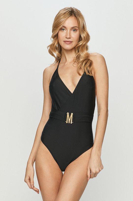 czarny Moschino Underwear - Strój kąpielowy Damski