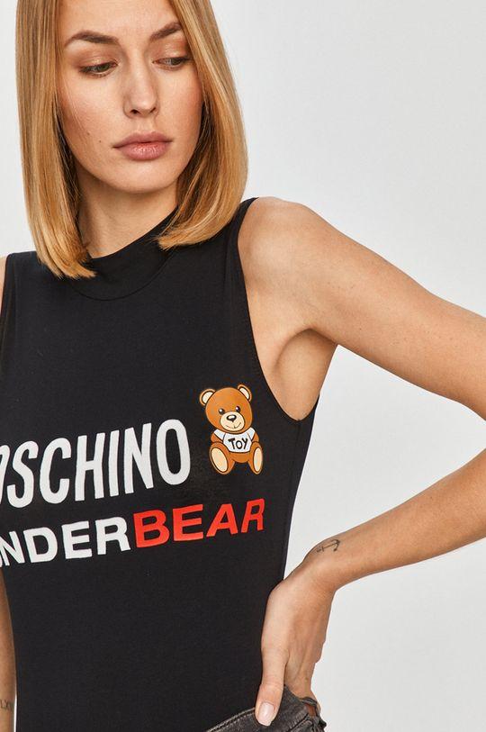 černá Moschino Underwear - Top
