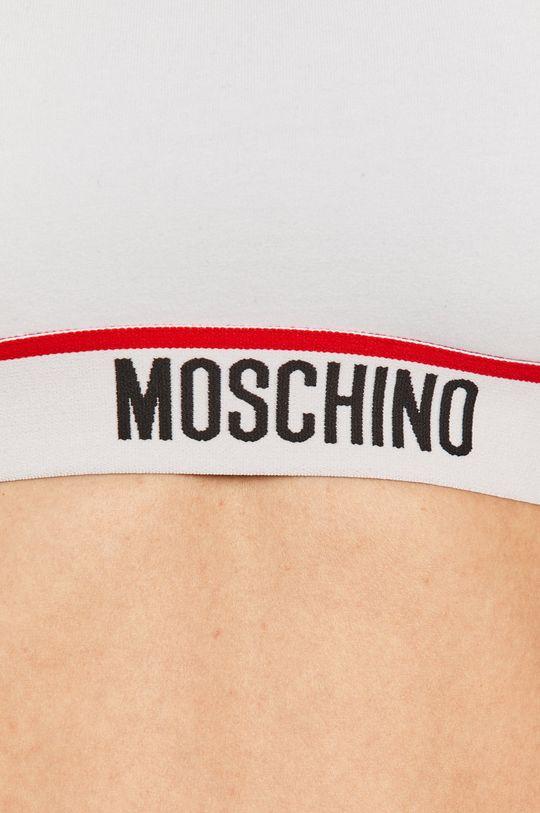 Moschino Underwear - Športová podprsenka  95% Bavlna, 5% Elastan