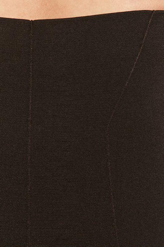 čierna Pieces - Tvarujúce nohavičky
