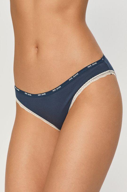 Pepe Jeans - Kalhotky Madella (3-pack)  95% Bavlna, 5% Elastan