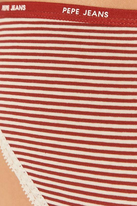 Pepe Jeans - Kalhotky Madella (3-pack)