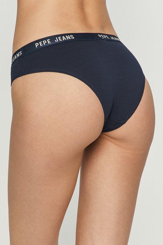 Pepe Jeans - Kalhotky Tonia námořnická modř