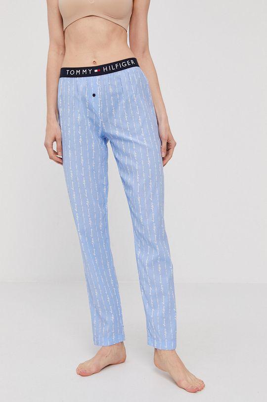 albastru deschis Tommy Hilfiger - Pantaloni de pijama De femei