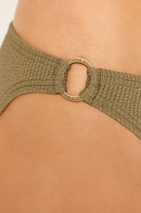 okrová Michael Kors - Plavkové kalhotky