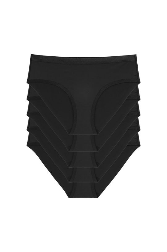 Dorina - Figi (5-pack) czarny