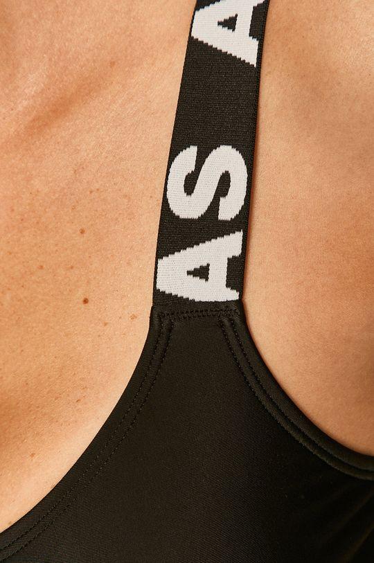 czarny adidas Performance - Biustonosz kąpielowy