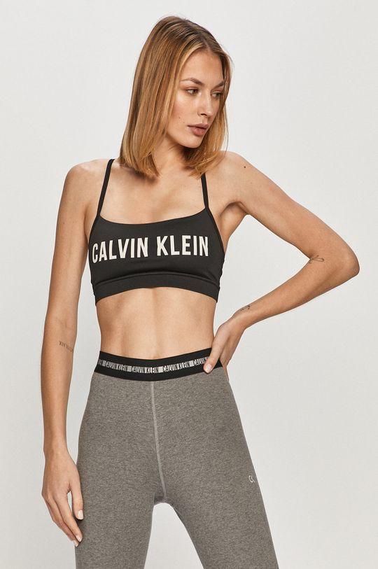 čierna Calvin Klein Performance - Športová podprsenka Dámsky
