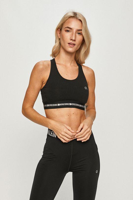 černá Calvin Klein Performance - Sportovní podprsenka Dámský