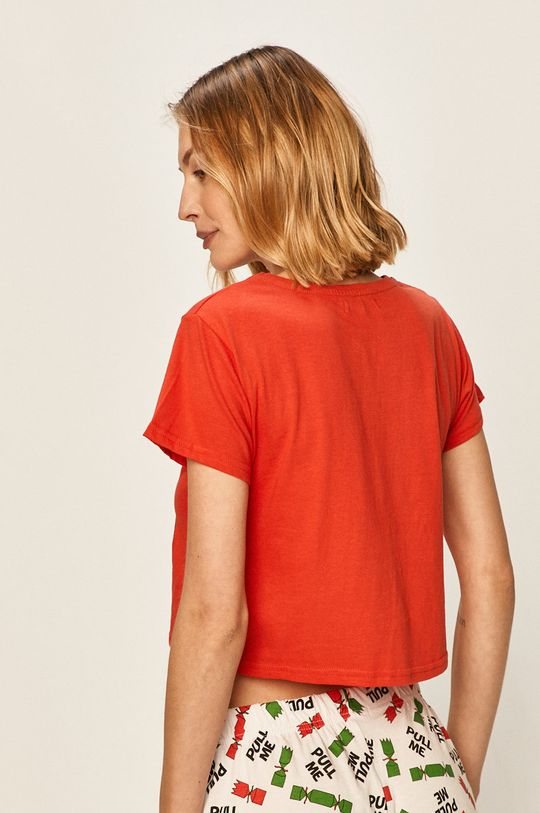 červená Brave Soul - Pyžamo
