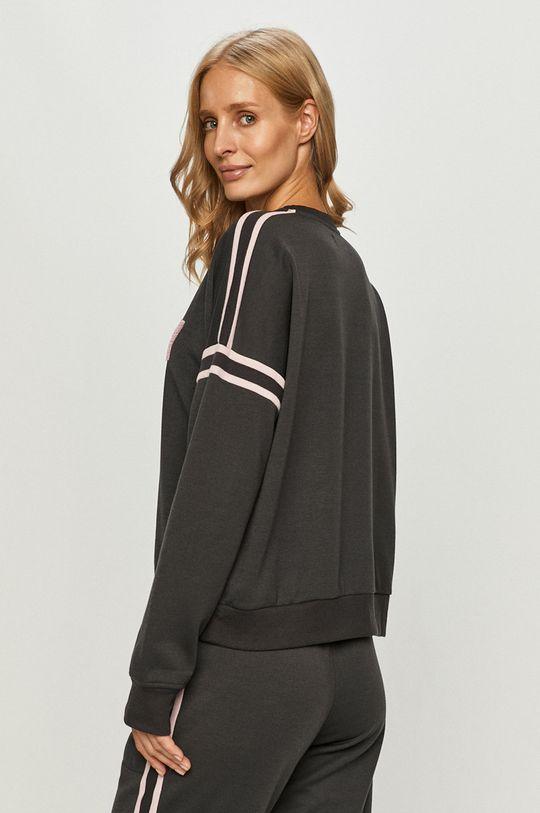 Dkny - Bluza pijama  5% Elastan, 95% Poliester