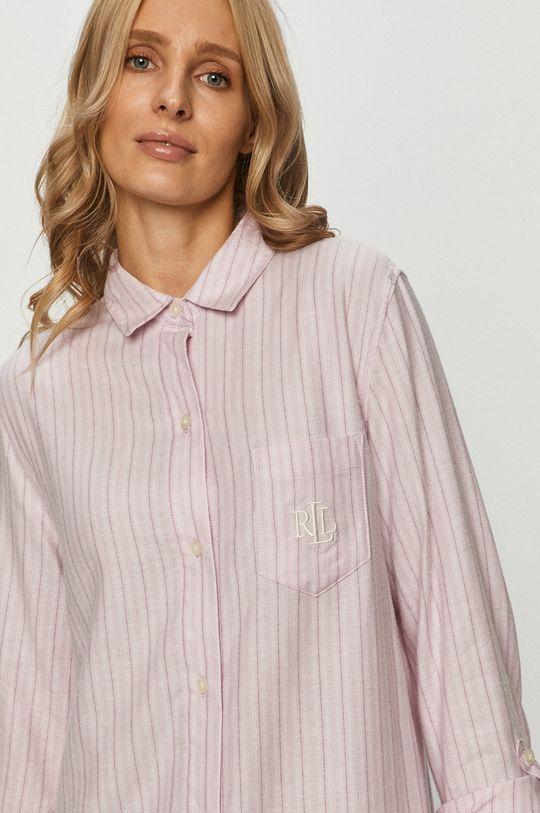 Lauren Ralph Lauren - Nočná košeľa ružová
